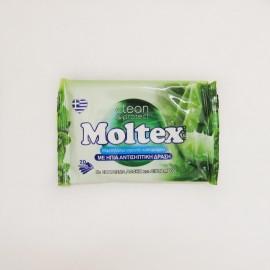 Μαντηλάκι με Αντισηπτική Δράση MOLTEX